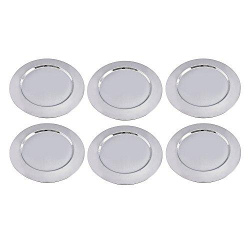 ahl hochglanzpoliert Ladegerät Platten | Dekorative Under-Plates - Größe - 30 cm ()