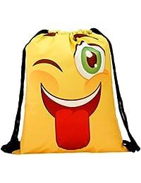 576db5b1b1 Innerternet Zaino sportiva fitness divertente,borsa unisex viaggio tracolla  leggero grande picnic pranzo attrezzi tennis
