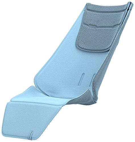 Quinny Sitzauflage, schafft eine bequeme und unterstützende Position, geeignet für Quinny Zapp Flex Plus, Zapp Flex und Zapp Xpress, blau