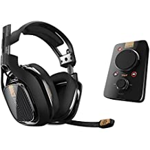 Astro A40 TR + MixAmp Pro TR Binaural Head-band Black headset - Headsets ( 2be8207b1d96