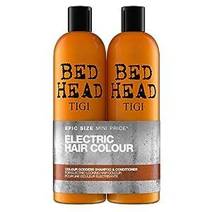 Tigi Bed Head Colour Goddess Shampoo and Conditioner for Coloured Hair 2 x 750 ml