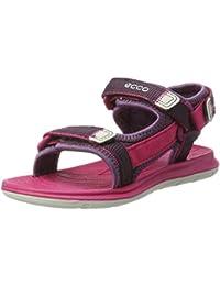ECCO Intrinsic Lite, Girls' Open Toe Sandals