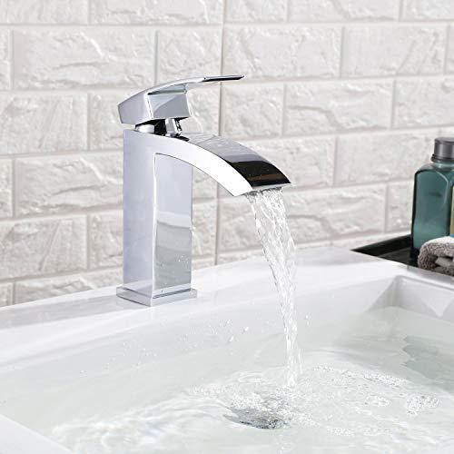 Homfa Einhebel Wasserhahn Armatur - 8