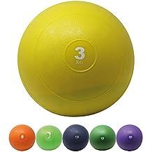 POWRX - Balón medicinal - Slam Ball Balón Medicinal 3 - 20 kg I Slam Ball