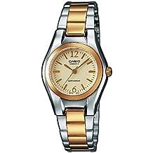 Casio Montre Femme Analogique Quartz avec Bracelet en Acier Inoxydable – LTP -1280PSG-9A 427042779e17