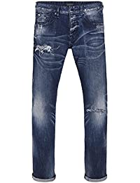 Scotch & Soda Herren Slim Jeans Ralston-Flying Dutchman