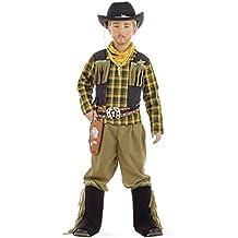 Amazon.es  disfraz vaquero niño - Limit Sport 957548d437c