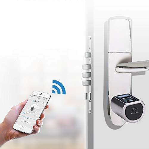 WE.LOCK Biometrischer Fingerabdruck und Bluetooth Smart - 2