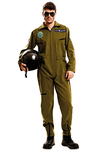 MY OTHER ME - DISFRAZ TOP GUN ADULTO  TALLA S  (VIVING COSTUMES MOM02627)