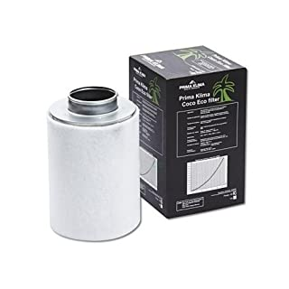 Prima Klima ECO Line Aktivkohlefilter 250m3 125mm Grow Filter AKF
