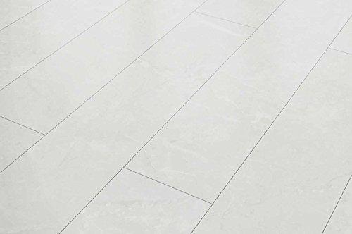 Weißen Granit-fliesen (VisioGrande Laminat Autentico Fliese Granit Weiss 8 mm)
