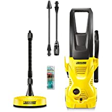 Kärcher K2 Home Air-Cooled Pressure Washer