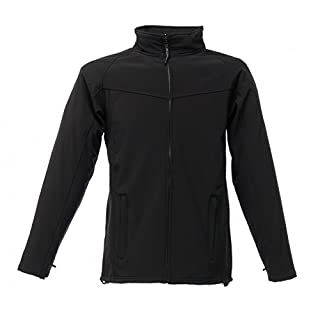 Uproar Softshell Jacket M,Black/Black