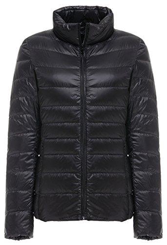 61c126fff1cf Test Salamaya Damen Jacke schwarz schwarz Small Die Beste