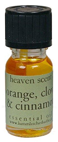 Duftöl ORANGE, CLOVE & CINNAMON (Orange, Nelke & Zimt) 10 ml / Besteht aus hochwertigen Parfümölen