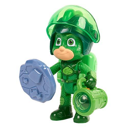 Simba 109402362 PJ Masks Super Moon Gecko - Mascarilla