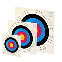 Geologic Target-Face-60x60cm Adult Accessory (Blue)