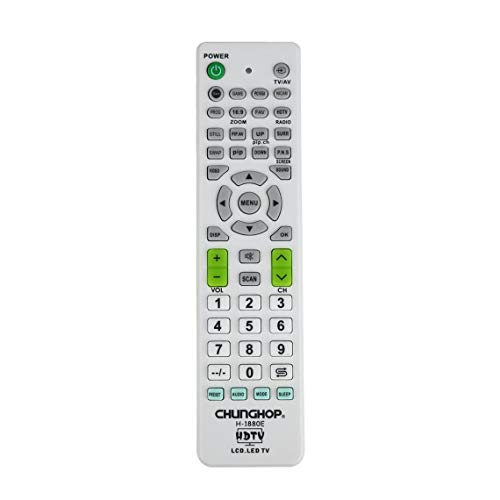 Controlador de Control Remoto Universal LCD LED HD TV para televisor
