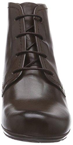 Marc Shoes Peggy, Stivali classici imbottiti a gamba corta donna Marrone (Braun (T.D.Moro 490))