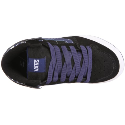 Vans B SKINK MID VIPC1KS, Baskets mode garçon Noir-TR-SW504