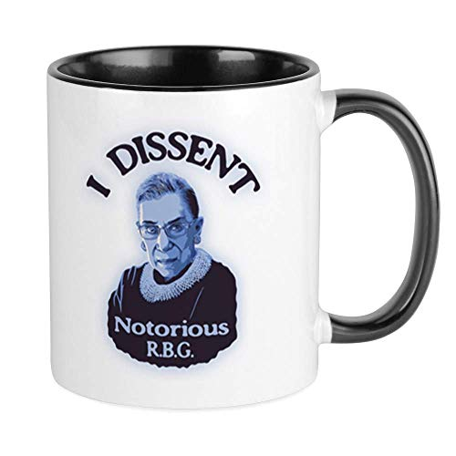 Notorious RBG Mug Unique Coffee Mug, Coffee Cup - 2 Unzen Tiger