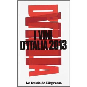 I Vini D'italia 2013