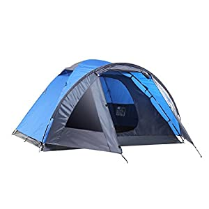 41FrzOn8SPL. SS300  - Semoo Tent Lightweight 3-Season Camping/Traveling 3-4 Person, Double Layer Waterproof Dome Tent with Carry Bag
