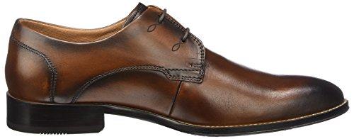 Daniel Hechter 811415041100, Derbys Homme Marron (Cognac)