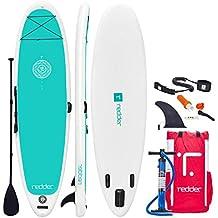 redder Tablas Paddle Surf Hinchables Doble Capa Zen Yoga Tabla Stand Up Paddle - Kit con