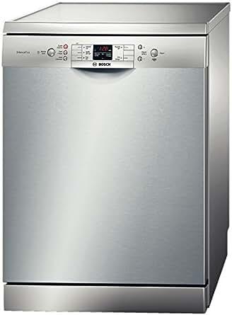 Bosch SMS53M08FF Lave Vaisselle Pose Libre 60 cm Nombre de Couverts: 13 Classe: A Inox