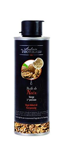 Huilerie Vernoilaise Huile de Noix - Walnussöl, 1er Pack (1 x 250 ml)