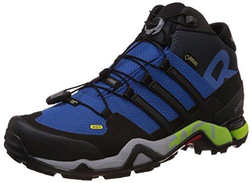 adidas Terrex Fast R Mid Gtx, Chaussures de Trekking et Randonn&EacuteE Homme Bleu - Blau (Eqt Blue S16/Core Black/Midnight F15)