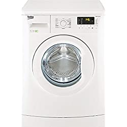 Beko WMB71233M Freestanding Front-load 7kg 1200RPM A+++ White washing machine - washing machines (Freestanding, Front-load, White, Left, Stainless steel, White)