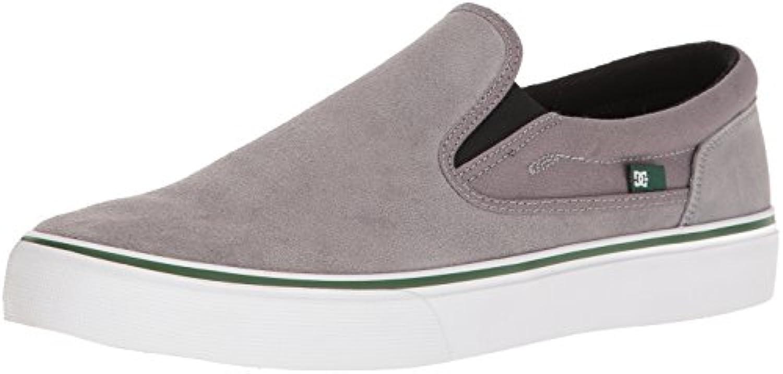 DC Men's Trase Slip on SD Skateboarding Shoe