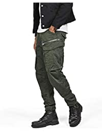 G-STAR RAW Rovic Zip 3D Straight Tapered Pantalon para Hombre