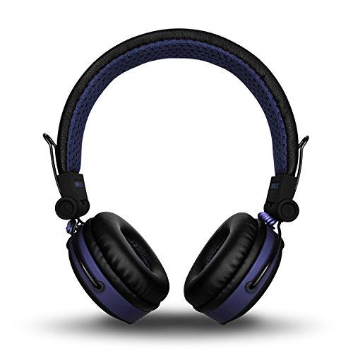 61fcd197d91 76% OFF on MuveAcoustics Impulse Wired On-Ear Headphones with Mic and Heavy  Bass on Amazon   PaisaWapas.com