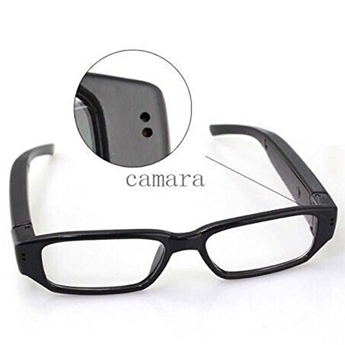 Tragbare Mini-Spion-Brille, Versteckte Kamera, Brille, Camcorder, Videorekorder,