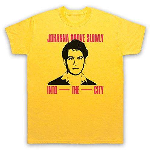 Inspiriert durch Vampire Weekend A Punk Unofficial Herren T-Shirt Gelb