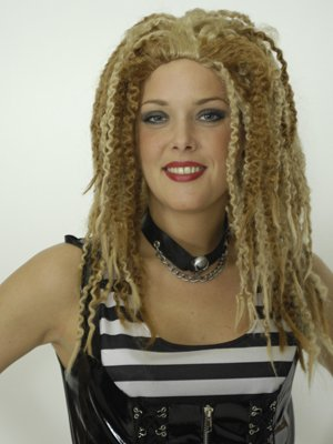 Perücke Calypso - Calypso Kostüm