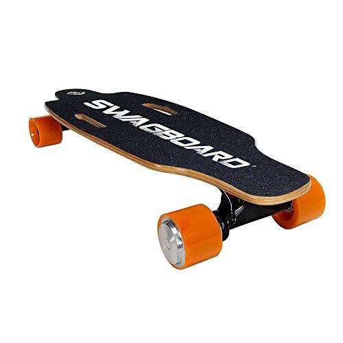 SwagTron-Swagboard-Skateboard-lectrique-Mixte-Enfant-Noir-Taille-Unique