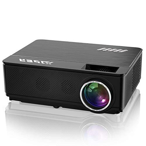 YABER Vidéoprojecteur 4200 Lumens Soutien 1080P Full HD Home Cinéma Projecteur LED avec Deux...