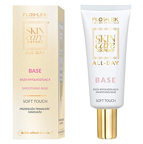 Floslek SKIN Care EXPERT® ALL-DAY BASE Make-up Basis Glättungs-Creme | 40 ml | Perfekte Basis für Grundierung Foundation | für ab dem 20. Lebensjahr geeignet | für jeden Haut-typ und Frauen