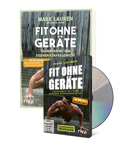 Fit ohne Geräte Buch + DVD - Bundle: Trainieren mit dem eigenen Körpergewicht - Neuausgabe: Der Weltbestseller erweitert, überarbeitet und in Farbe