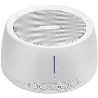 Weißes Rauschen Maschine, Einschlafhilfe mit Speicherfunktion & 18 Beruhigender Geräuschen White Noise Maschine... preisvergleich bei billige-tabletten.eu