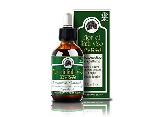 Mary Rose - lifting istantaneo, trattamento viso, illuminante liquido, antirughe, naturale, vegan e biologico da 50 ml - per tutti i tipi di pelle - MADE IN ITALY