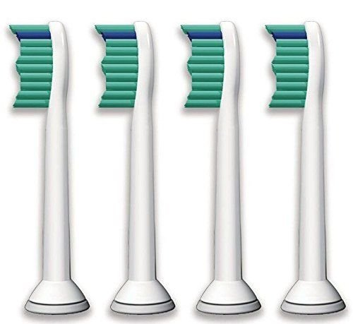 12-pcs-3x4-hofoor-toothbrush-heads-philips-sonicare-proresults-replacement-fully-compatible-with-the