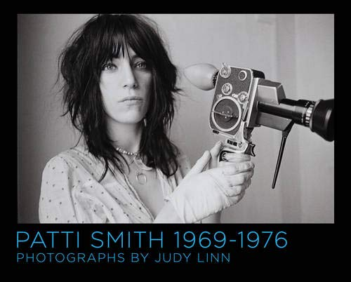 Patti Smith 1969-1977 por Judy Linn