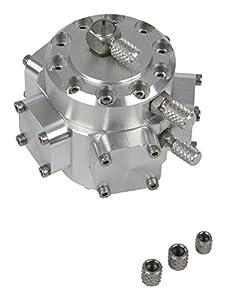 Carson 500907513-Motor Hidráulico pistón, 10mm