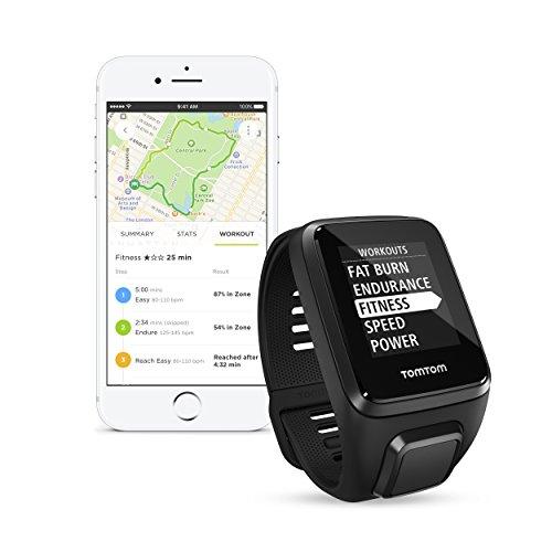 TomTom Spark 3 Cardio + Musik GPS-Fitnessuhr - 10