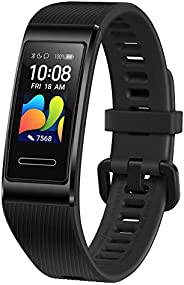 "HUAWEI Band 4 Pro Smart Band Fitness Tracker, Touchscreen AMOLED 0.95"", Monitoraggio Battito Cardiaco, Monitor"